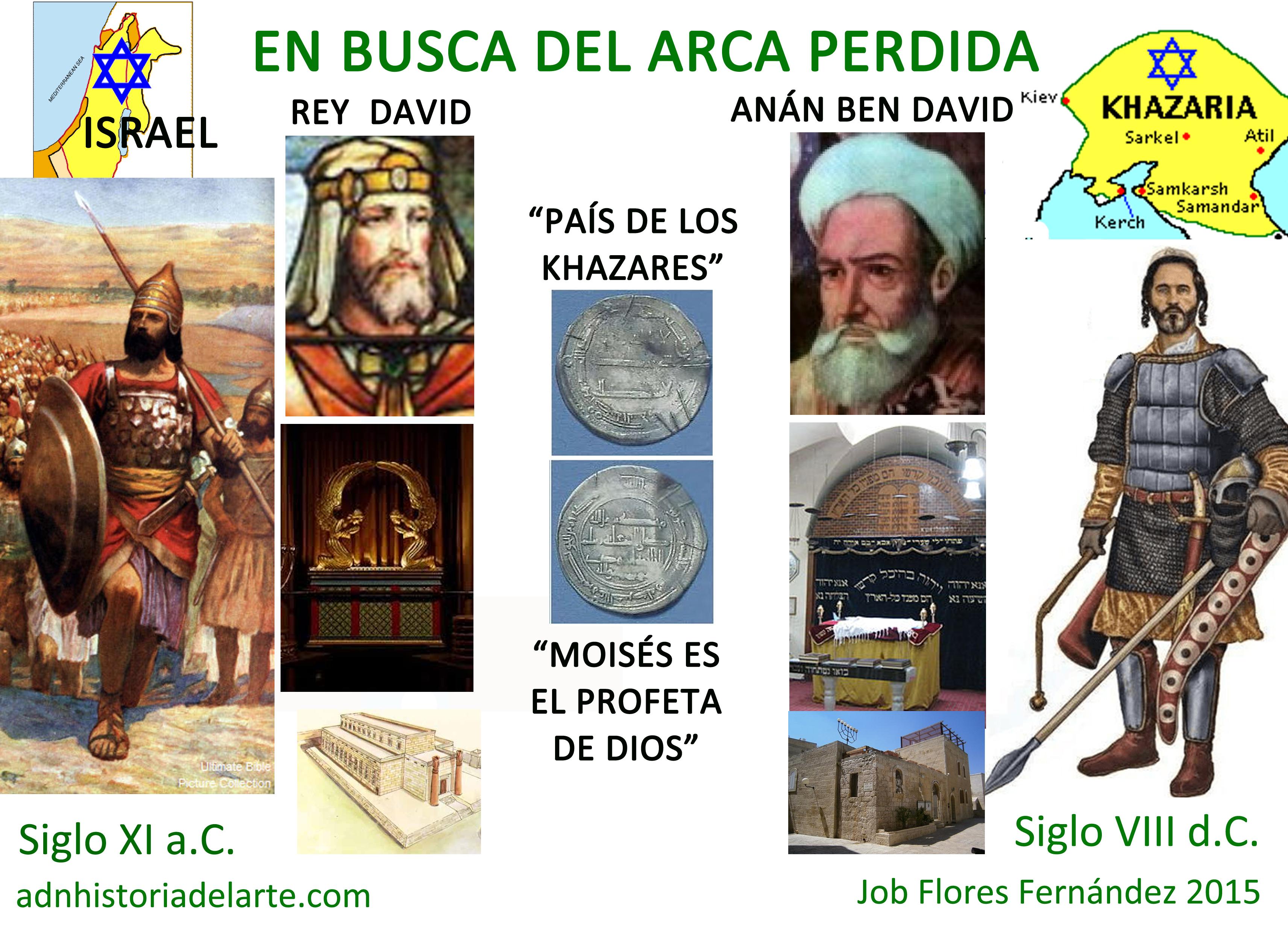 En busca del arca perdida historia c clica for En busca del arca perdida